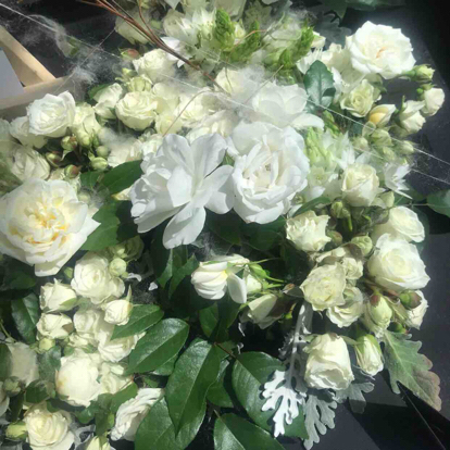 Rose, 'Flower bouquet'