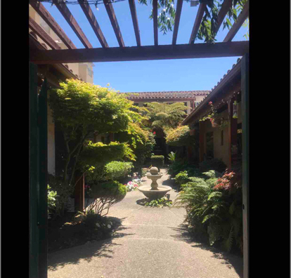 Garden ornamental